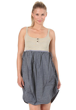 SUPREME BEING Womens Pouch Dress grey
