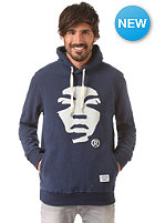 SUPREMEBEING Face Off Hood navy