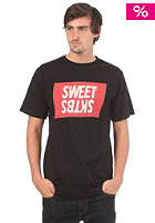 SWEET Platemark Tall S/S T-Shirt black