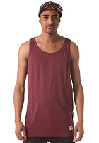 SWEET Staple Tank Top wine