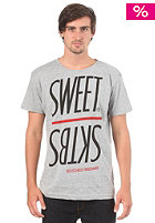 SWEET Strict Light S/S T-Shirt grey melange