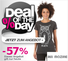 Deal of the Day MAZINE Womens Costano T-Shirt phantom