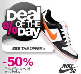 Deal of the Day NIKE SB Kids Mogan 2 SE black/total orange/white