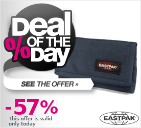 Deal of the Day EASTPAK Backstage Single Accessory navy
