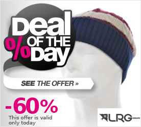 Deal of the Day LRG The Natural Beanie navy