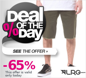 Deal of the Day LRG CC TS Chino Short dark olive