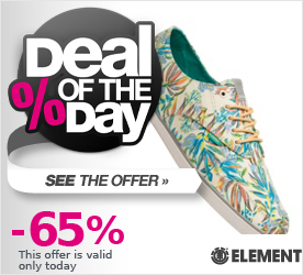 Deal of the Day ELEMENT Topaz oasis