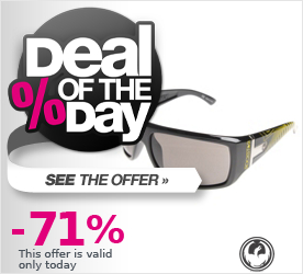 Deal of the Day DRAGON Vantage Sunglasses rockstar grey