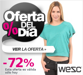 Deal of the Day WESC Womens Abree Top green lake