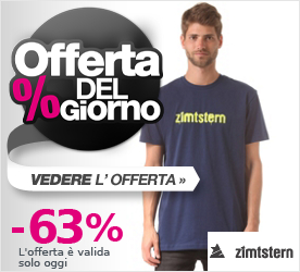 Deal of the Day ZIMTSTERN Spray Logo S/S T-Shirt marine
