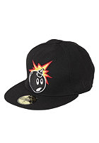 THE HUNDREDS Adam New Era Cap black