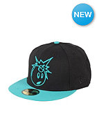 THE HUNDREDS Adam Outline Cap black