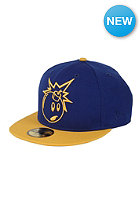 THE HUNDREDS Adam Outline Cap blue