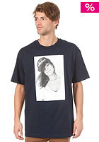 THE HUNDREDS Bon S/S T-Shirt navy