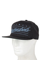 THE HUNDREDS Daze Snapback Cap black