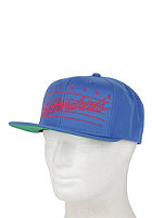 THE HUNDREDS Daze Snapback Cap blue