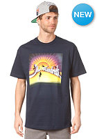 THE HUNDREDS Dreamin S/S T-Shirt navy