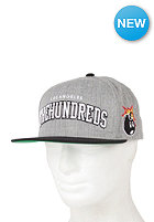 THE HUNDREDS Player Cap ath heather