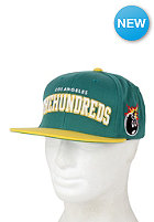 THE HUNDREDS Player Cap turquoise