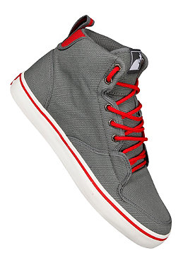 THE HUNDREDS Riley High Ballistic Canvas charcoal
