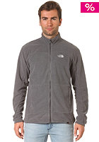 THE NORTH FACE 100 Glacier Full Zip Fleece Jacket graphite grey heather