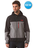 THE NORTH FACE Apex Bionic Hooded Jacket tnf black/tnf black heather