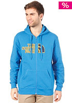 THE NORTH FACE Application Hooded Zip Sweat athens blue