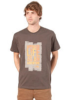 THE NORTH FACE Approach Life S/S T-Shirt coffee brown