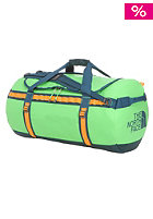 THE NORTH FACE  Base Camp Duffel Bag L 2011 krypton green/kodiak blue