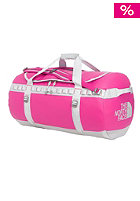 THE NORTH FACE Base Camp Duffel Bag Large fuschia pink/high rise grey
