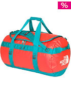 THE NORTH FACE Base Camp Duffel Bag Medium fibrick red/jaiden green