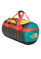 THE NORTH FACE Base Camp Duffel Bag Medium tnf black/spicy orange