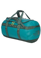 THE NORTH FACE Base Camp L Duffel Bag zeal teal blue/dark sage green