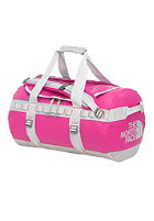 THE NORTH FACE Base Camp M Duffel Bag fuschia pink/high rise grey