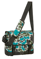 THE NORTH FACE BC Messenger S Bag jaiden green duckmo print