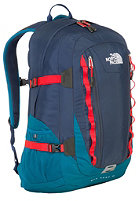 THE NORTH FACE Biig Shot II Backpack cosmic blue/fiery red