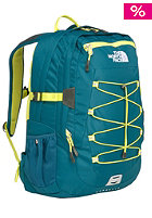 THE NORTH FACE Borealis Backpack prussian blue/sulphur spring green