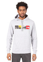 THE NORTH FACE Boxed Nature Hooded Sweat heather grey