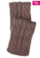 THE NORTH FACE Cable Fish Scarf weimaraner brown