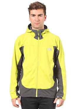 THE NORTH FACE Cipher Hybrid Jacket 2012 sublime green