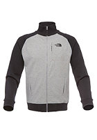 THE NORTH FACE Classic Full Hooded Zip Jacket heather grey