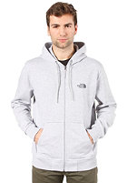THE NORTH FACE Classic Full Hooded Zip Sweat 2011 heather grey/graphite grey