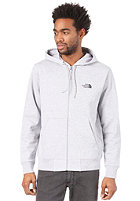 THE NORTH FACE Classic Full Hooded Zip Sweat heather grey