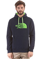 THE NORTH FACE Drew Peak Hooded Sweat cosmic blue/power green