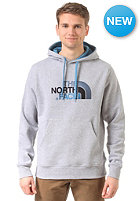 THE NORTH FACE Drew Peak Hooded Sweat heather grey/heron blue