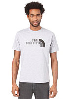 THE NORTH FACE Easy S/S T-Shirt heather grey