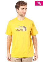 THE NORTH FACE Easy S/S T-Shirt leopard yellow