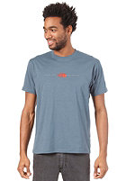 THE NORTH FACE Embroidered Logo S/S T-Shirt conquer blue