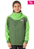 THE NORTH FACE Evol Trclime Jacket 2012 conifer green