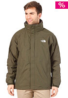 THE NORTH FACE  Evolution Triclimate Jacket fig green/fig green